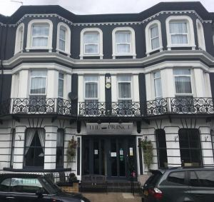 The Prince hotel Great Yarmouth